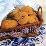 Постное овсяное печенье Здоровье