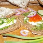 Финский домашний хлеб Руиспала