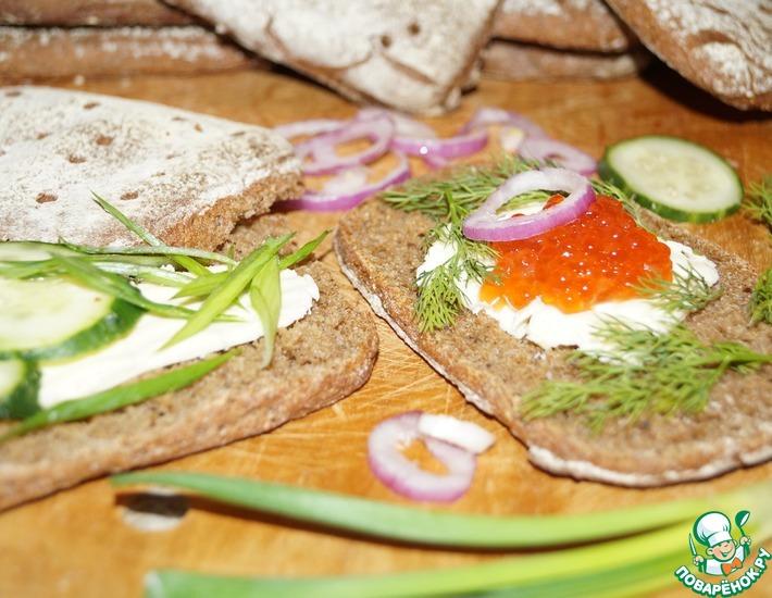 Рецепт: Финский домашний хлеб Руиспала