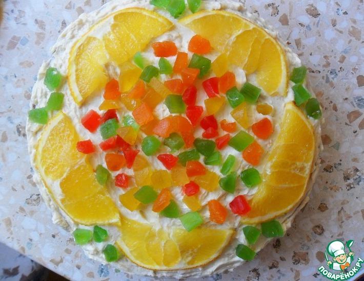 цукаты как украшение на торт фото коем