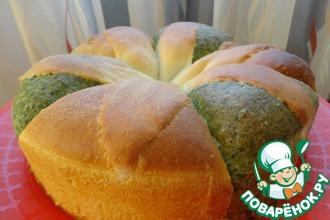 Рецепт: Хлеб Корона Бордо