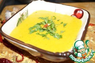 Рецепт: Зимний Карри-суп