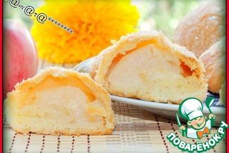 Рецепт: Печенье Румяные щечки