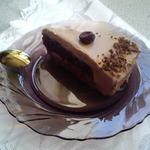 Торт-мороженое Вишня в шоколаде