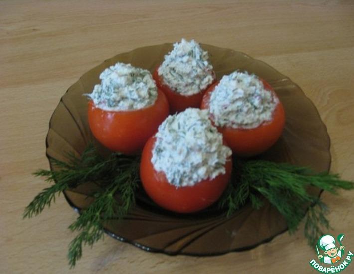 Рецепт: Острая закуска Дары Кубани