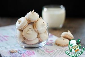 Рецепт: Печенье анисовое а-ля Макарон