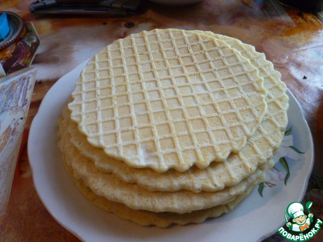 "Торт "" Манник"""