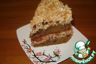 Рецепт: Кофейный пирог Проще простого