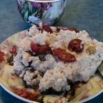 Сладкая ячневая каша Завтрак гурмана