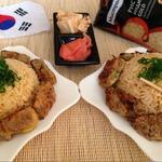 Жареный рис по-корейски