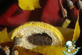 Рецепт: Японские дынные булочки Melonpan