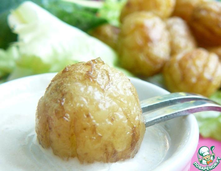 Рецепт: Рыбный соус и сырный соус
