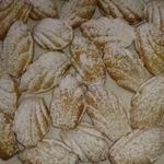 Классическое бисквитное печенье Мадлен
