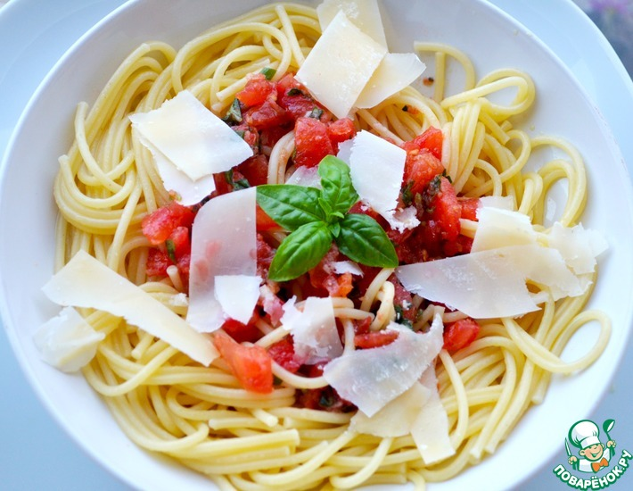 Рецепт соуса к макаронам из томатов