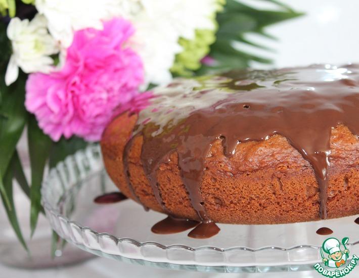 Рецепт: Пирог-пряник Медовок