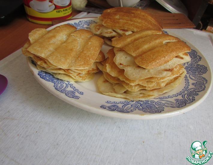 Рецепт: Осьминожки по Дюкану