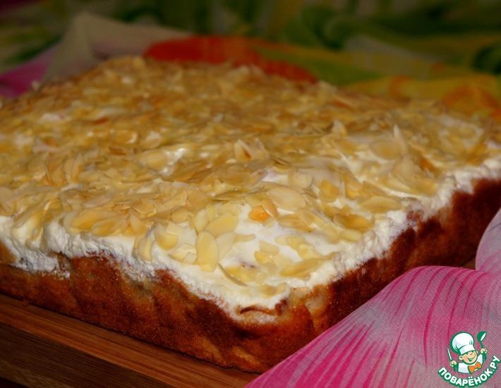 Рецепт: Юлькин пирог