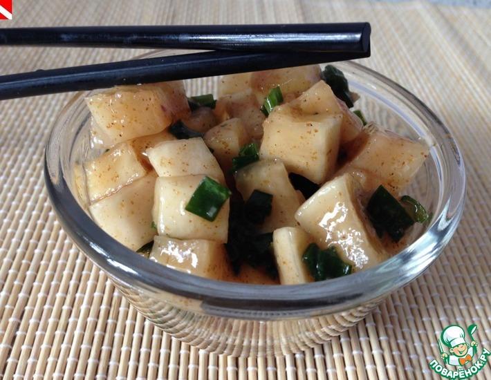 Рецепт: Кимчи из дайкона
