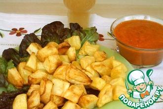 Рецепт: Картофель по-испански