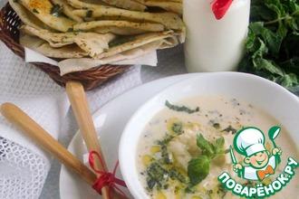 Рецепт: Турецкий пастуший суп