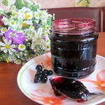 Варенье из черной смородины Пятиминутка