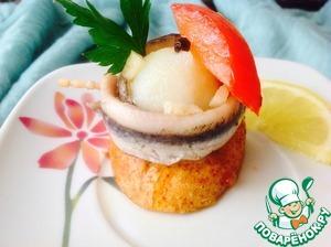 Килька в маринаде – кулинарный рецепт