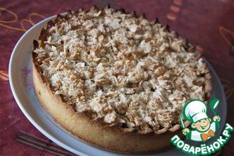 Рецепт: Версальский яблочный пирог