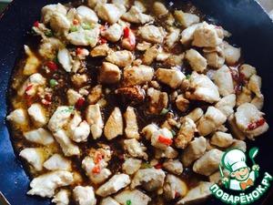 Курица Кунг Пао Арахис