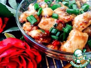 "Курица ""Кунг Пао"" – кулинарный рецепт"