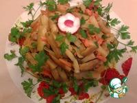 Закуска Баклажаны для всех ингредиенты