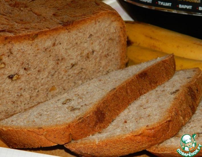 Рецепт: Банановый хлеб