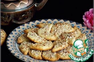 Рецепт: Персидское рисовое печенье