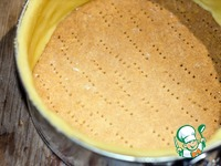 Песочный тарт с рисовым кремом и лаймом ингредиенты