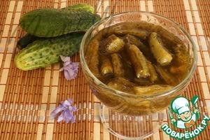 Рецепт Варенье из огурцов с мятой