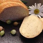 Хлеб на яблочном соке