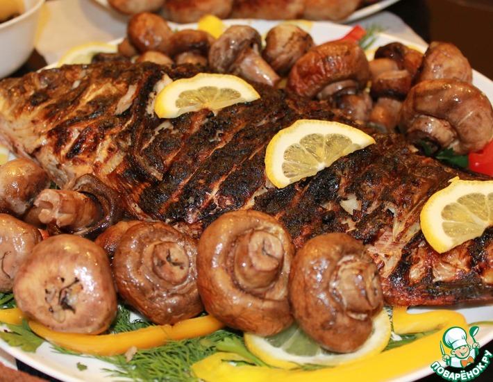 Рыбные котлеты на мангале – кулинарный рецепт