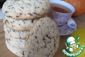 Рецепт: Овсяное печенье из кафе Старбакс