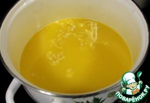 Палтус с цитрусовым соусом – кулинарный рецепт