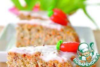 Рецепт: Торт морковный