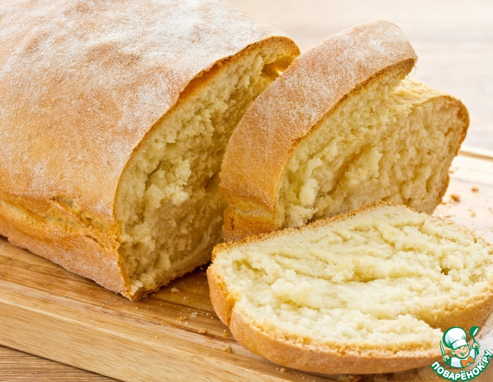 Рецепт: Амарантовый хлеб