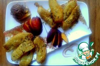 Рецепт: Жареные бананы по-балийски