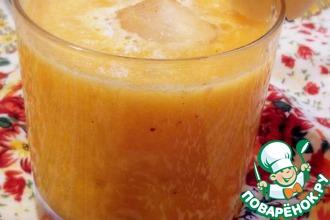 Рецепт: Напиток Глоток позитива