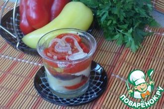 Рецепт: Тушеные овощи по-провански