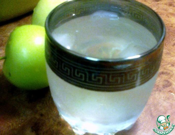 Рецепт: Вода Сасси Пей и худей