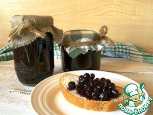 Рецепт Варенье из черноплодной рябины (аронии) с кабачком
