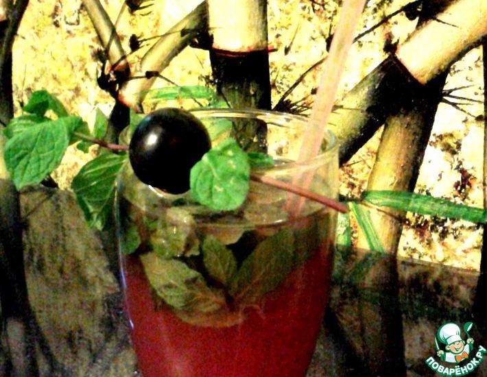 Рецепт: Виноградный мохито