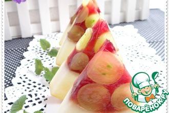 Рецепт: Десерт Сочные дольки