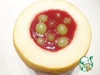 Десерт Сочные дольки ингредиенты