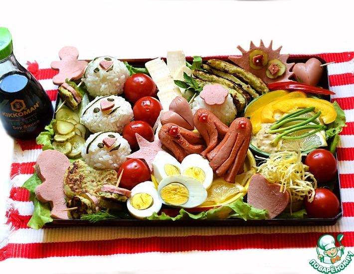 Рецепт: На пикник с Бэнто и Онигири