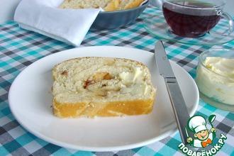 Рецепт: Фризийский сахарный хлеб